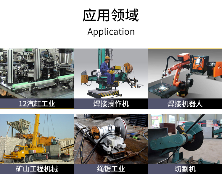 Application industry